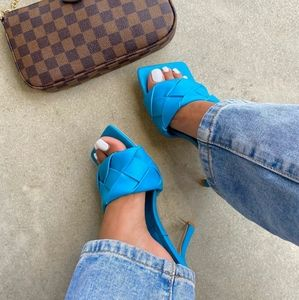 Shoes - 🆕️//PRE FALL EDIT COLLECTION// Teal mule